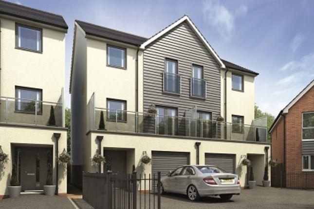 Thumbnail Semi-detached house for sale in The Hexham, Trentham, Stoke-On-Trent