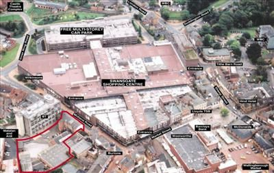 Thumbnail Commercial property for sale in The Old Post Office, Midland Rd, Wellingborough, Northants