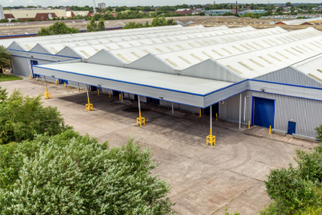 Thumbnail Industrial to let in 4 Pennine Way, Saltley Business Park, Birmingham
