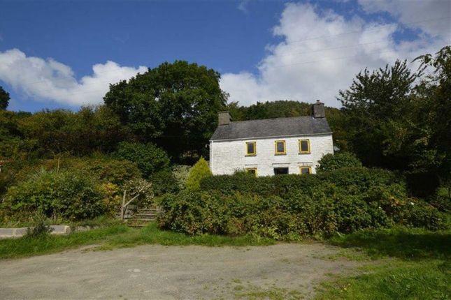 Thumbnail Detached house for sale in Llwynprenteg, Llanafan, Aberystwyth, Dyfed