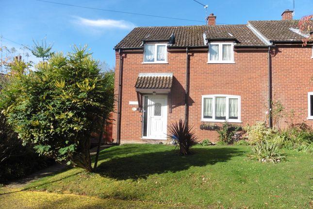 Thumbnail Semi-detached house for sale in Fulmodeston Road, Stibbard