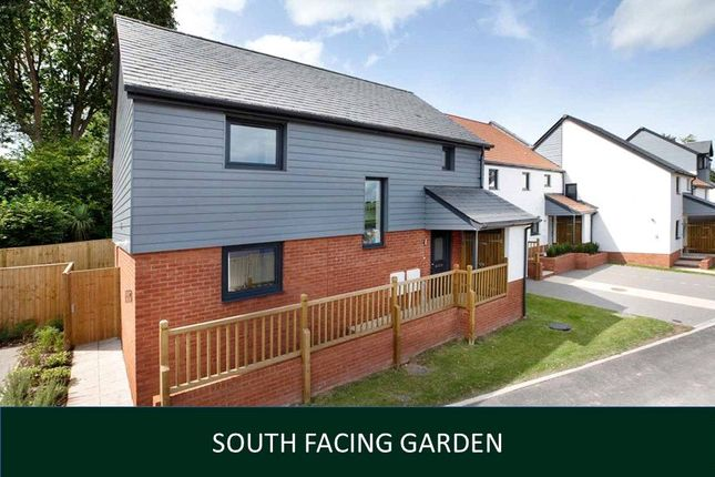 Thumbnail Semi-detached house for sale in Evans Field, Budleigh Salterton