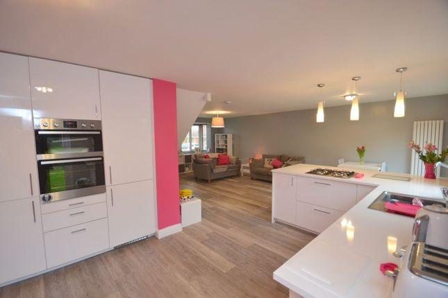 Thumbnail Detached house for sale in Wrekin Close, Hunsbury Hill, Northampton