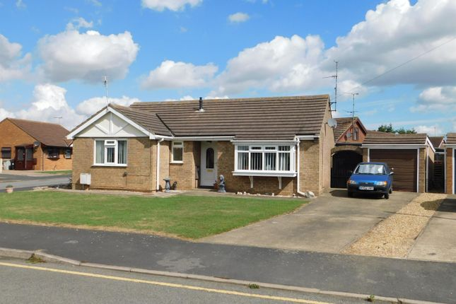 Thumbnail Detached bungalow for sale in Oak Close, Ingoldmells, Skegness