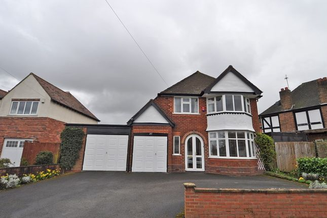 Thumbnail Detached house to rent in Wheelers Lane, Kings Heath, Birmingham