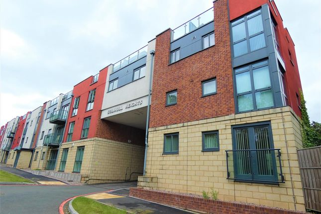Thumbnail Flat to rent in Solihull Heights, 54 New Coventry, Birmingham
