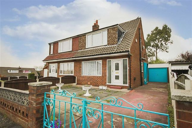 3 bed semi-detached house for sale in Haigh Close, Chorley, Lancashire