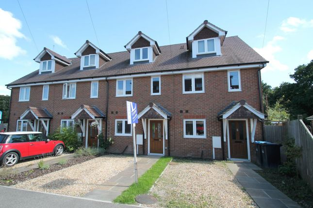Thumbnail Town house to rent in Allen Road, Haywards Heath