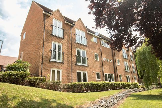 Thumbnail Flat for sale in Wagstaff Way, Olney