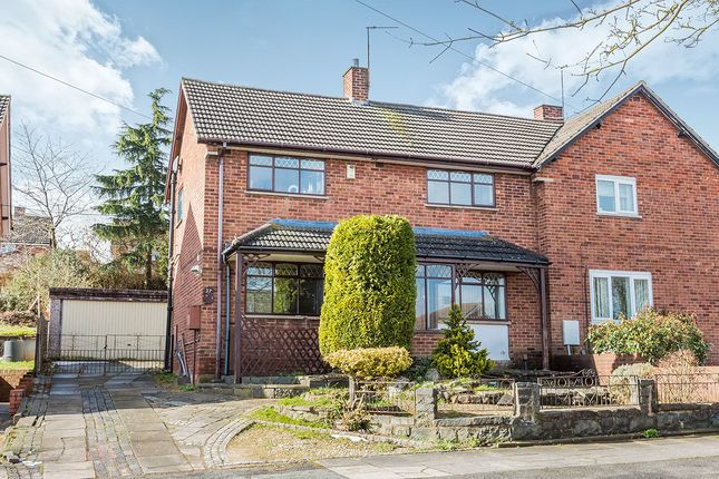 Thumbnail Semi-detached house for sale in Landor Road, Greenlands, Redditch