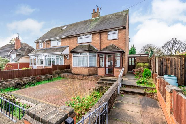 3 bed semi-detached house for sale in Alumwell Road, Walsall WS2