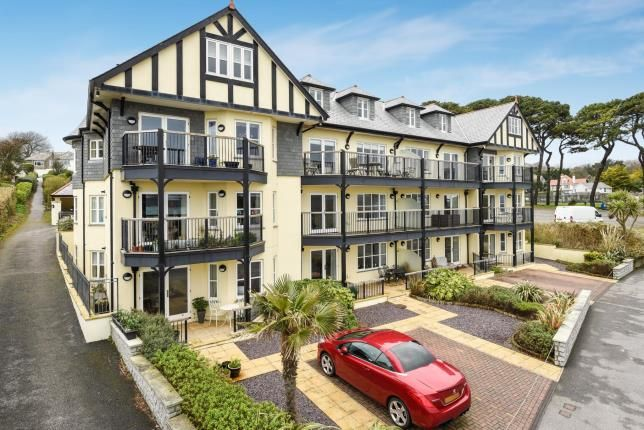 Thumbnail Flat for sale in Queen Mary Road, Falmouth, Cornwall