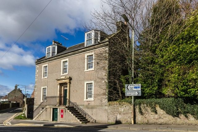 Thumbnail Detached house for sale in 1 Perth Road, Milnathort, Kinross, Perthshire