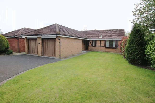 Thumbnail Detached bungalow to rent in Royalty Lane, New Longton, Preston