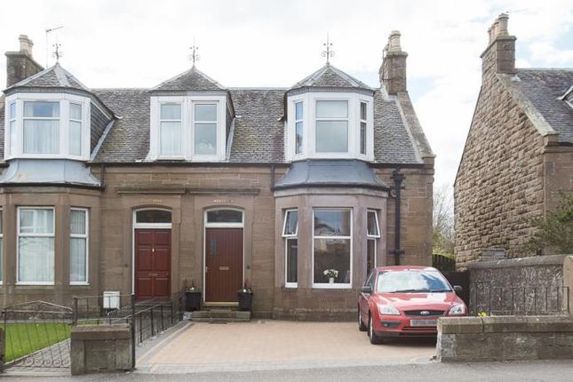 Thumbnail Semi-detached house to rent in Strathmartine Road, Dundee