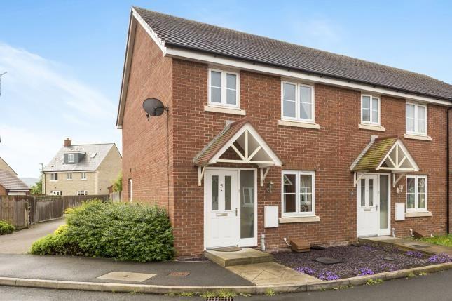 Thumbnail Semi-detached house for sale in Holst Grove, Cheltenham, Gloucestershire, Cheltenham