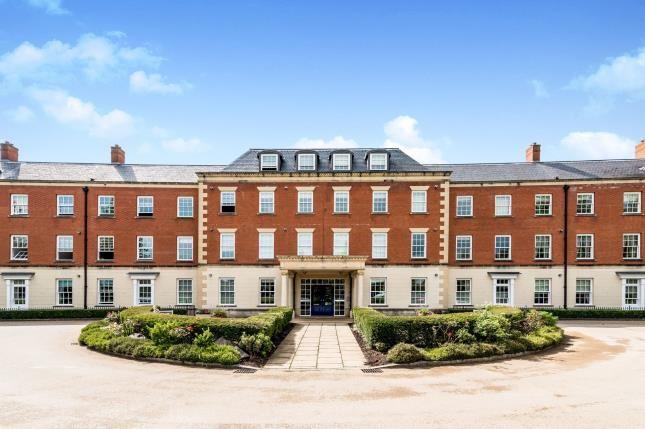 Thumbnail Flat for sale in Kensington Oval, Boathouse Field, Lichfield, Staffordshire