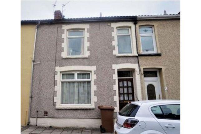 2 bed terraced house for sale in Neuaddwen Street, Aberbargoed, Bargoed CF81