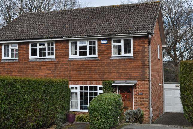 Thumbnail Semi-detached house to rent in Impala Gardens, Tunbridge Wells