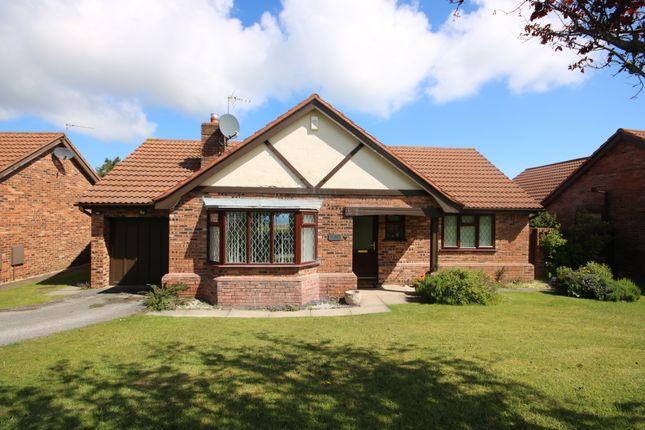 Thumbnail Detached bungalow for sale in Rhodfa'r Grug, Upper Colwyn Bay