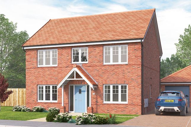 "Thumbnail Detached house for sale in ""The Lathbury"" at Durham Road, Stockton-On-Tees"