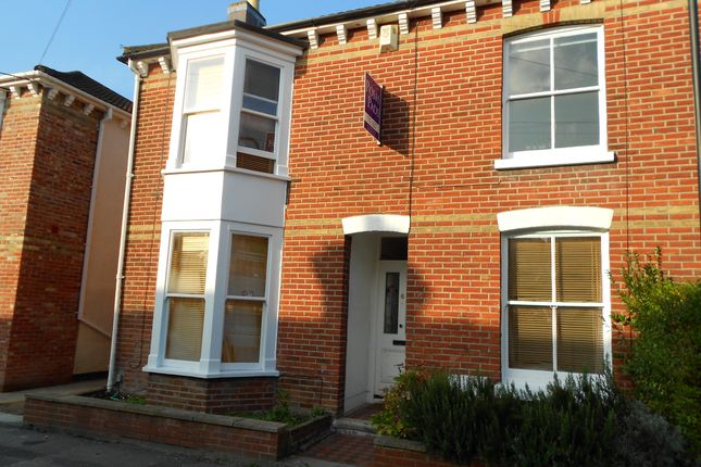 Thumbnail Terraced house to rent in Brighton Road, Southampton