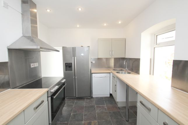 Thumbnail Semi-detached house for sale in St. Barnabas Terrace, Stoke, Plymouth