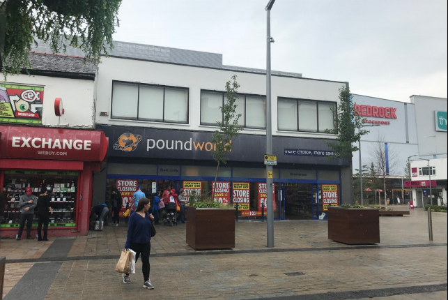 Retail Premises To Let In 84 86 Princes Street Stockport