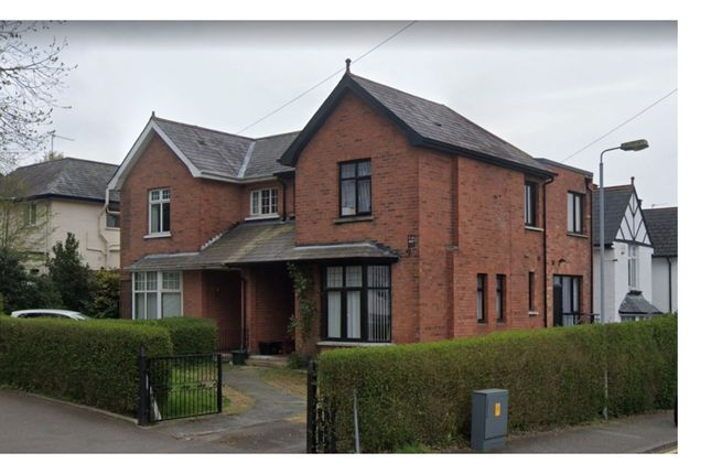 Thumbnail Semi-detached house for sale in Ulsterville Avenue, Belfast