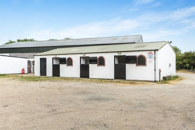 Second Stable Block