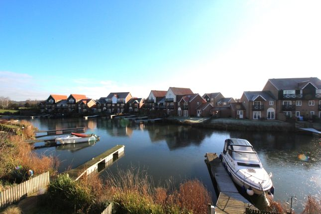 Outside of The Moorings, Burton Waters, Lincoln LN1