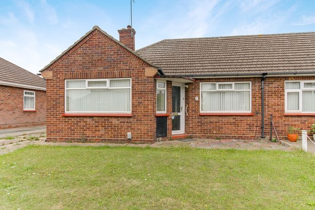 Thumbnail Semi-detached bungalow for sale in Baden Powell Drive, Colchester