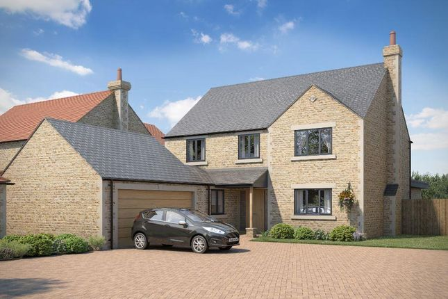 Thumbnail Detached house for sale in Holywell Road, Castle Bytham, Grantham