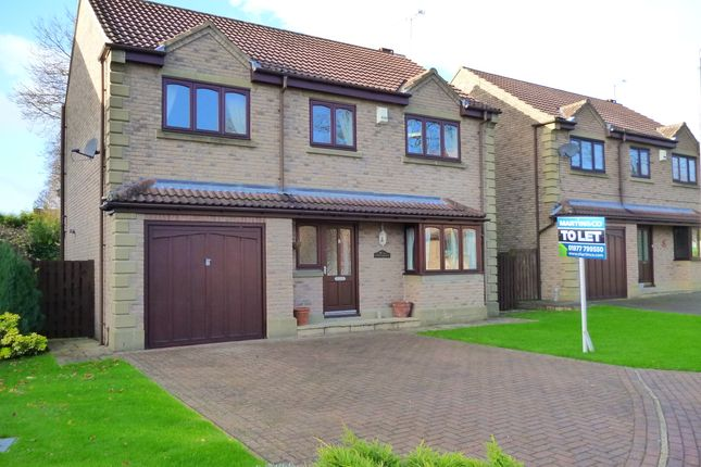 Thumbnail Detached house to rent in The Elms, Ackworth, Pontefract