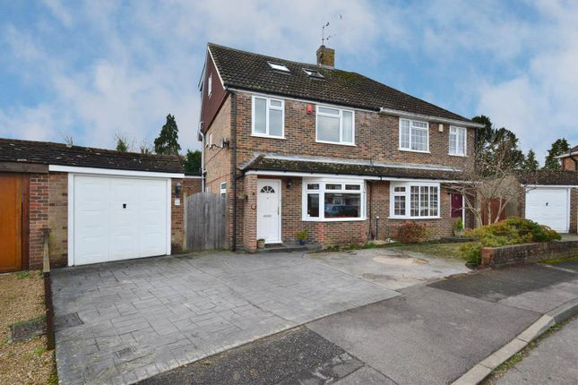 3 bed semi-detached house for sale in The Coronet, Horley