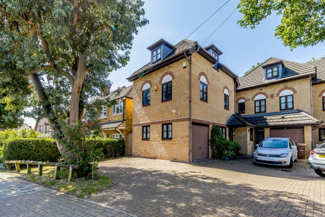 Thumbnail Semi-detached house for sale in Pinner Hill Road, Pinner