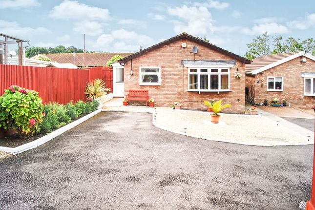 Thumbnail Detached house for sale in Shirley Close, Barry