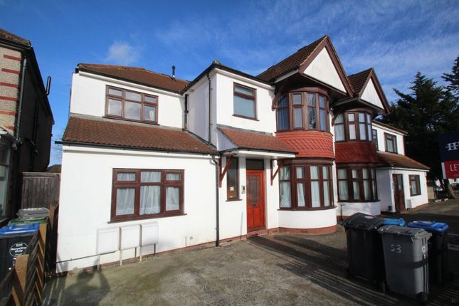 Thumbnail Flat to rent in Northwick Avenue, Kenton, Harrow