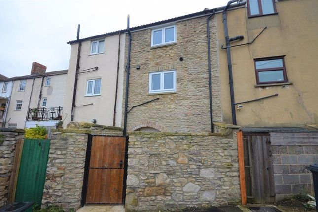 2 bed terraced house to rent in Church Street, Brotherton WF11
