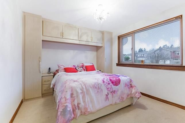 Bedroom 1 of Roxburgh Drive, Bearsden, Glasgow, East Dunbartonshire G61