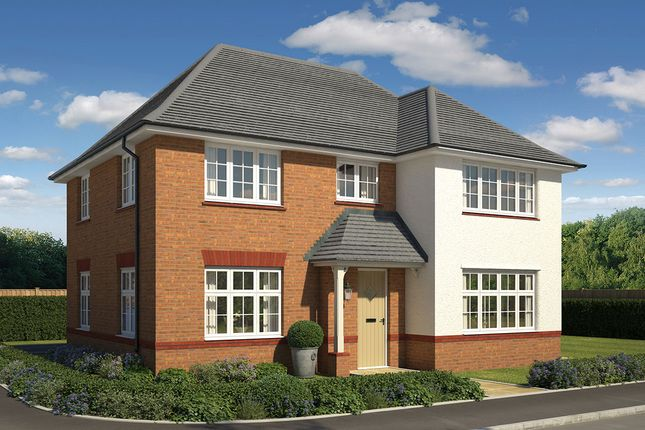 """Thumbnail Detached house for sale in """"Shaftesbury"""" at Littledown, Shaftesbury"""