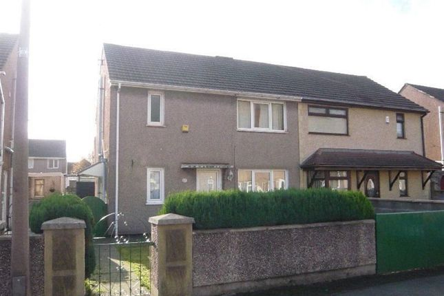 Thumbnail Property to rent in Nobel Avenue, Aberavon, Port Talbot