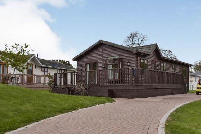Thumbnail Lodge for sale in Ranksborough Drive, Langham, Oakham