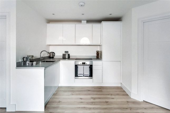 Thumbnail Flat for sale in Foundry Court, Gogmore Lane, Chertsey, Surrey