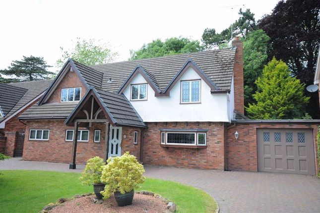 Thumbnail Detached house for sale in Park House Drive, Stone