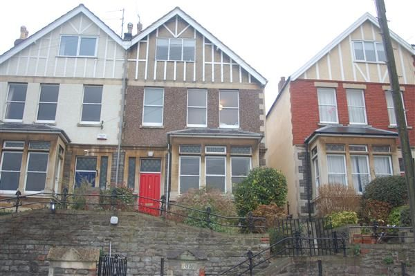 Thumbnail Terraced house to rent in Trelawney Road, Cotham, Bristol