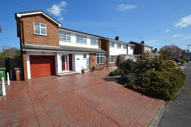 Thumbnail Detached house for sale in Park Road, Stanwell, Staines