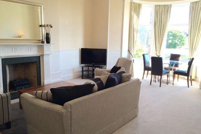 Thumbnail Flat to rent in Hamilton Place, Upper Flat