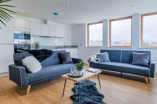 Flat for sale in Upper Dock Street, Newport
