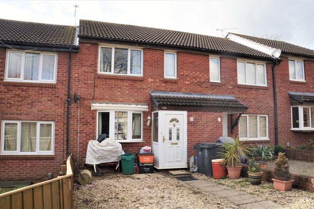 Thumbnail Terraced house for sale in Gerard Walk, Swindon